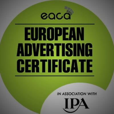 European Advertising Certificate 2018 (EAC)